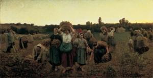 Breton Gleaners