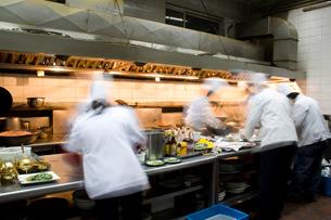 istockphoto kitchen workers
