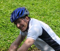 john burbank biking