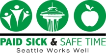 Seattle paid sick and safe time