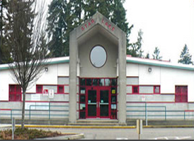Star Lake Elementary School in Kent, WA